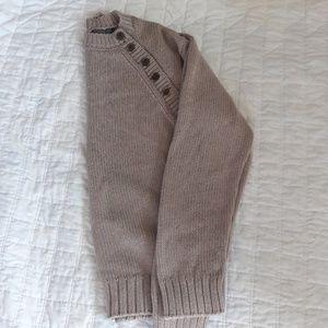 Armani Exchange sweater cream